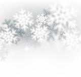 Fototapety Blurred christmas background.