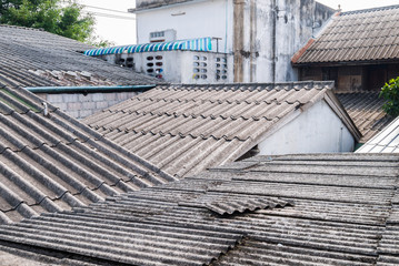 Old rooftop