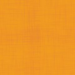 Orange linen seamless texture