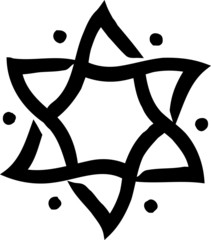 Star of David, ✡, Hexagram, Israel, Judaism