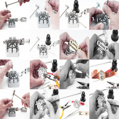 Collages Repair of watches