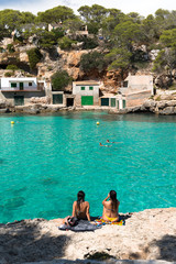 XXX - Bucht von Cala Llombards / Mallorca - 5587