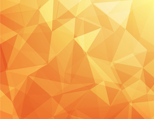 abstract background orange and yellow