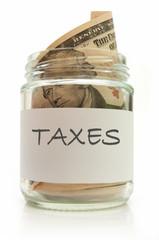 Tax jar
