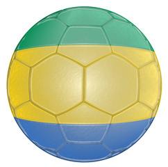 Soccer Ball Gabun