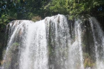 El Nicho Waterfalls in Cienfuegos, Cuba