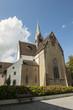 canvas print picture - Kirche des ehemaligen Klosters in Kappel am Albis