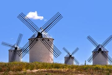 Los gigantes del Quijote, Campo de Criptana, Ciudad Real