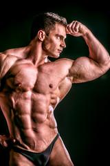 biceps man