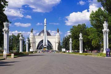 Exhibition of Achievements of National Economy (Pavilion Space),