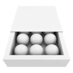 Golf balls kit