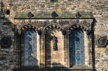 Particolare del Castello di Edimbrugo