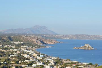 Bay of Kefalos on Kos island