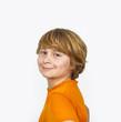 cute smiling young boy
