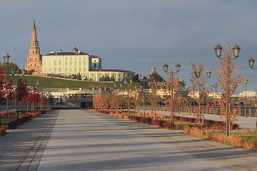 New Embankment in Kazan