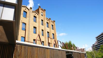 Antiguo edificio de la Farinera del Clot, Barcelona