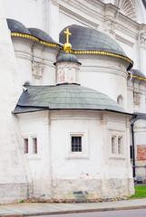 Archangels church. Moscow Kremlin. UNESCO Heritage.