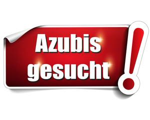 Azubis gesucht!, button