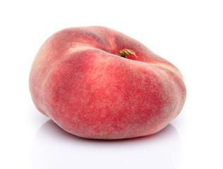 Flat peach fruit