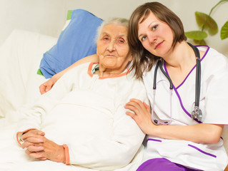 caregiving for the ill ones