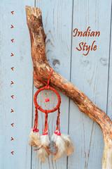 Dromenvanger van de Indianen