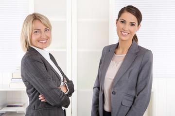 Gleichstellung, Gleichberechtigung von Frauen im Beruf: Portrait