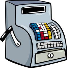 till or cash register cartoon clip art
