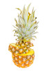 canvas print picture - Ananas