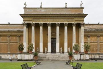 View Vatican Museum