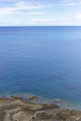 小笠原 父島の海