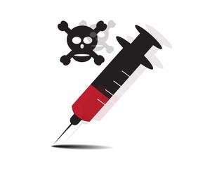 drug in syringe