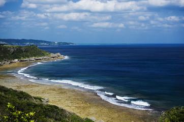 沖縄 南部の海岸