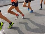 Fototapeta Gara podistica maratona