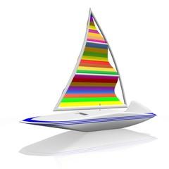 Wind Surfing Sail Boat Raft Canoe