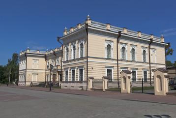 Дом кружева в городе Вологде, Россия