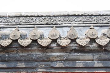 Chinese ancient wall
