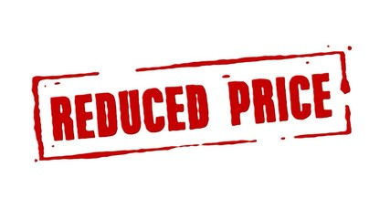 Reduced Price Red Stamp Transition