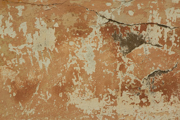 Old Weathered Plaster Wall