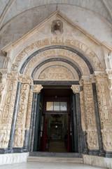 Porte de la Cathédrale St-Laurent de Trogir