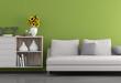 Wohntraum - Sofa und Sideboard