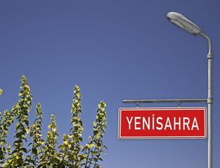 Tabela Yenisahra İstanbul