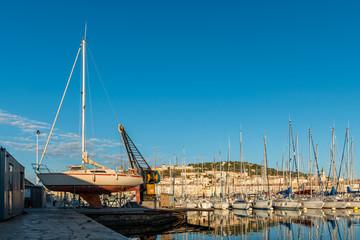 Port de plaisance de Sète