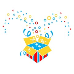 Magic Party Gift Box