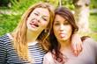 Wild teenager girls