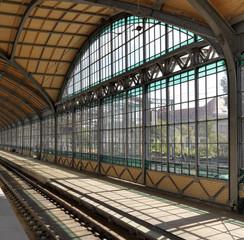 Dworzec kolejowy we Wrocławiu, Polska