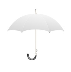 Umbrella in grey design