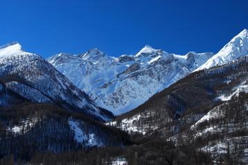 Chaîne des Ecrins, Alpes