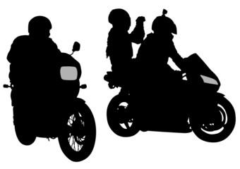 Sportswear bikers