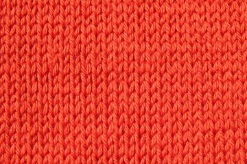 tricot orange