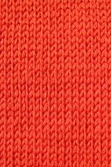 tricot orange longeur